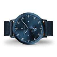 Lilienthal Berlin Uhr L1 All Blue SET – L01-108-B003E-B023E