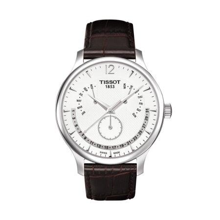 Tissot Uhr Tradition Perpetual Calendar – T0636371603700