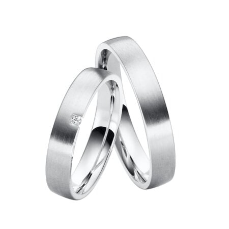 Juwelier Kraemer Trauringe KUBA 585/ - Gold