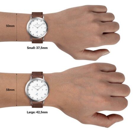 Lilienthal Berlin Uhr L1 – L01-201-B002A