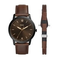 Fossil Uhr THE MINIMALIST 3H – FS5557SET