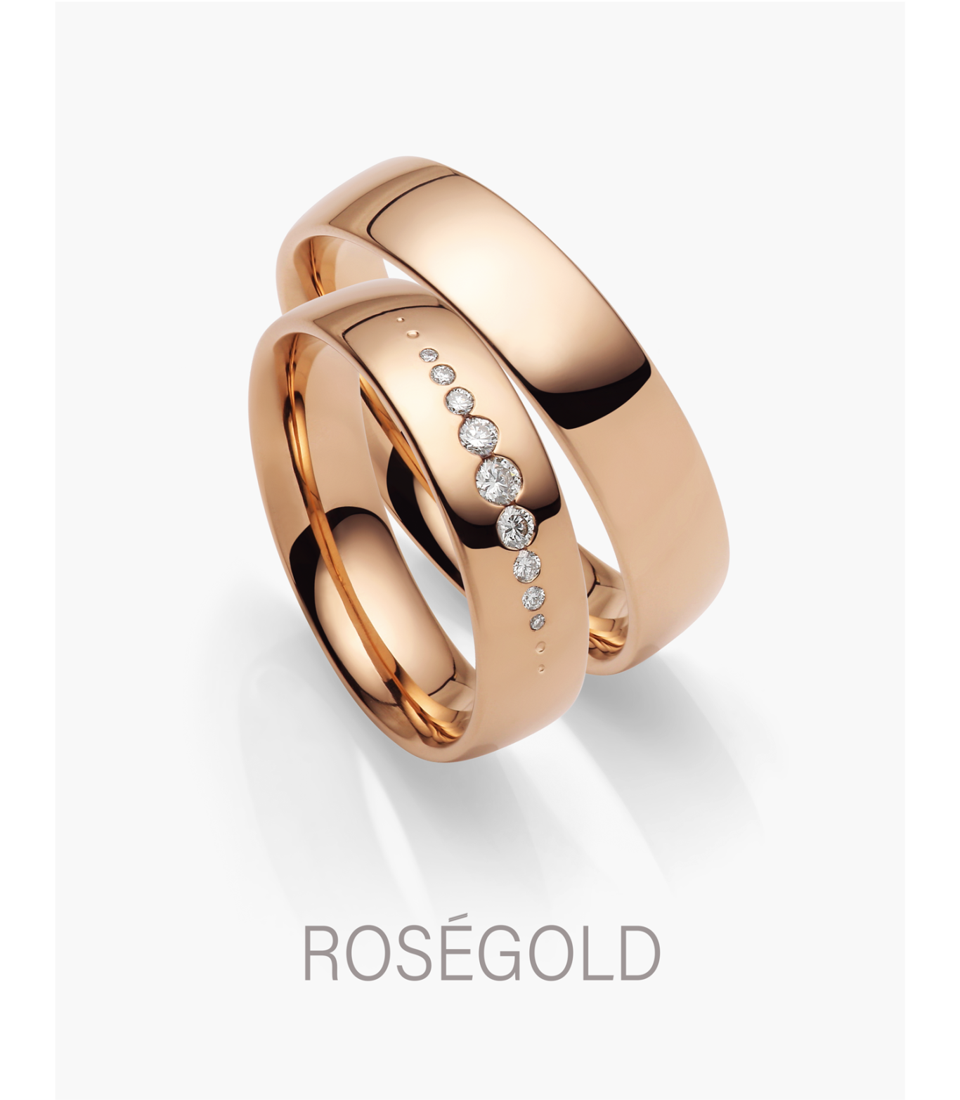 Trauringe Rosegold