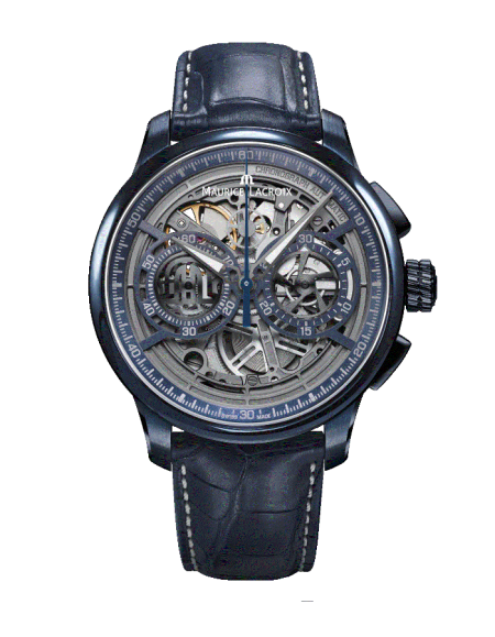 Masterpiece Skeleton Chronograph