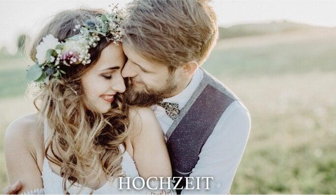 Hochzeit und Verlobung