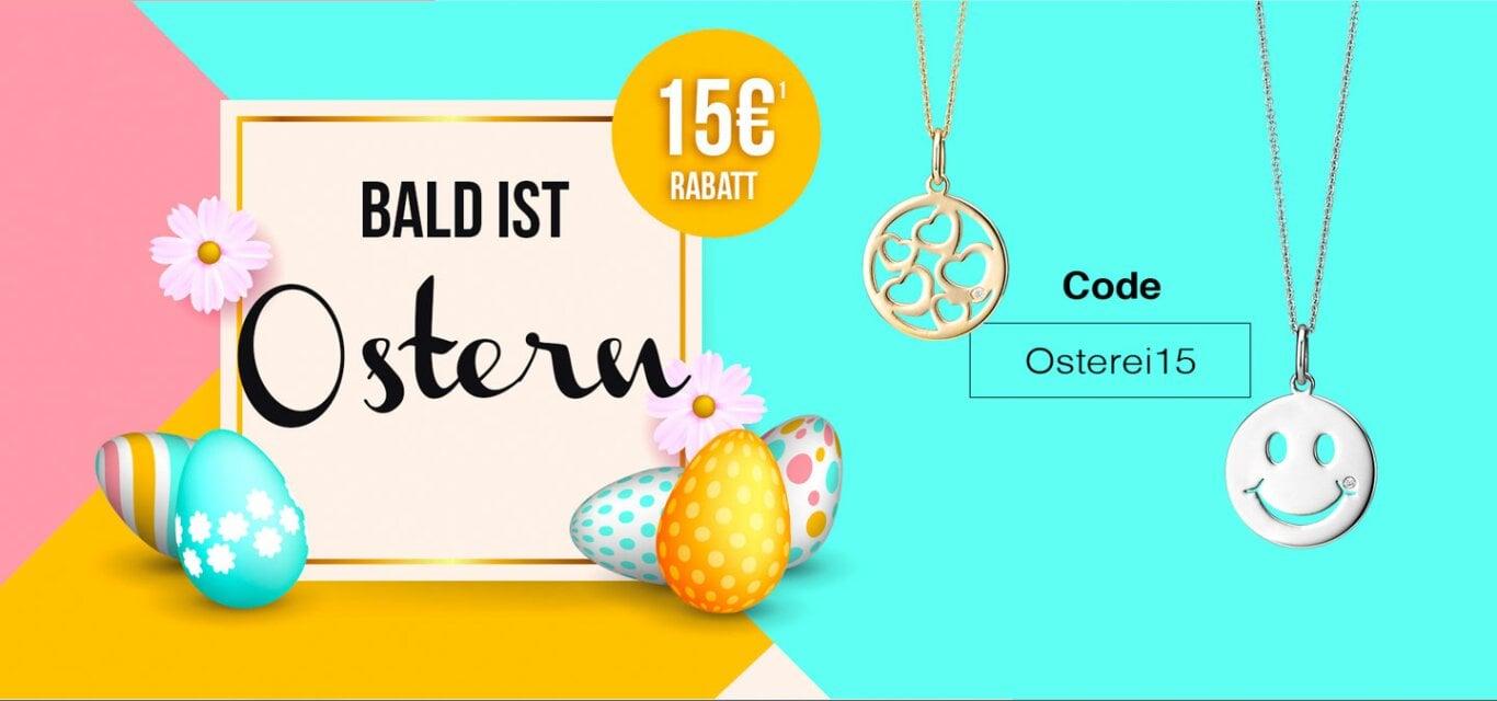 Bald ist Ostern -