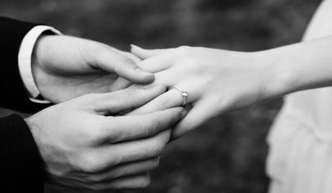 Verlobungsringe -