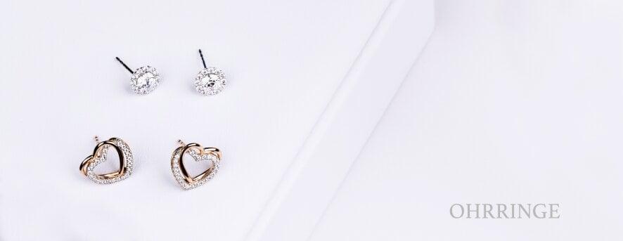 süß billig günstig Gutscheincode Ohrringe online kaufen | Juwelier Kraemer Onlineshop
