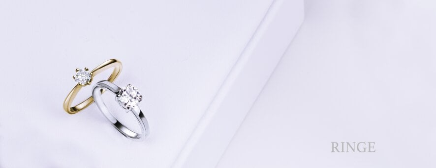 Diamantringe online kaufen